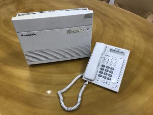 Telefonska centrala Panasonic KX-TA616