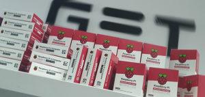 Raspberry Pi 4 Model B - 4GB @GET | LAGER !