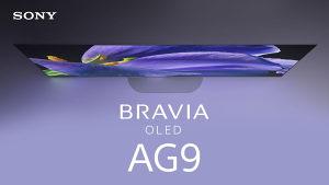 "Sony OLED 4K 65"" AG9 Master KD65AG9BAEP UHD TV 65AG9"