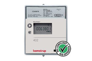 Kalorimetar Kamstrup Multical 402
