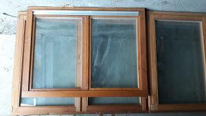 Drveni prozori, vakuum stakla