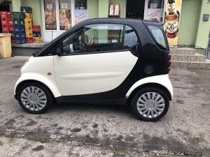 Smart ForTwo 700 turbo benzin