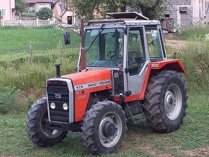 Traktor Massey Ferguson 675
