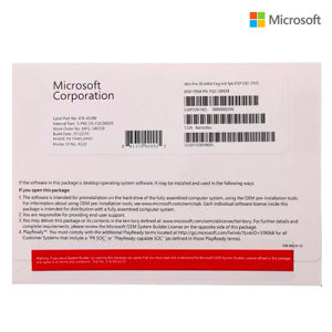 Licenca Windows 10 Pro Eng 64-bit