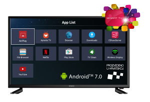 "Vivax 32"" LED ANDROID Smart TV 32S60T2S2SM WiFi DVB-S2"