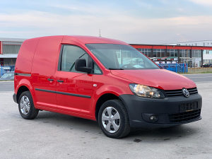 VW CADDY 1,6 TDI 55KW G.P. 2012 KLIMA BLUEMOTION