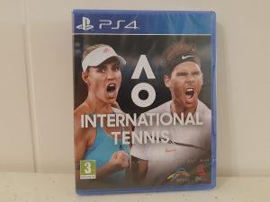 AO International Tennis (PS4) Australia Open