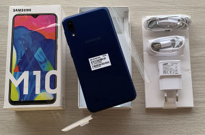 Samsung Galaxy M10 DUOS 2019 NOVO 3GB 32GB 066/329-333