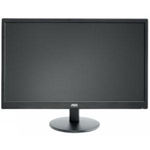 AOC Monitor LED E2270SWHN HDMI 21.5''