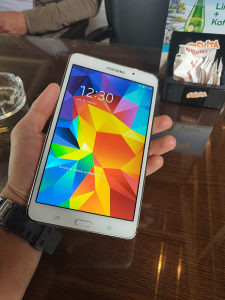 Tablet Samsung Tab 4 odlicno stanje