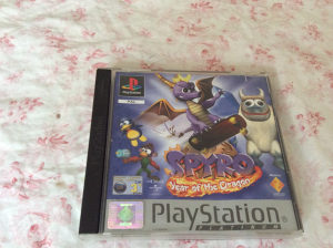 cd za playstation SPYRO Year of the Dragon