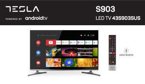 "Tesla 4K 43"" UltraHD TV 43S903SUS Android 43S903 UHD"