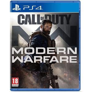 Call of Duty Modern Warfare PS4 Preorder