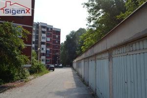 SIGENX izdaje:garažno mjesto/ Čengić Vila II