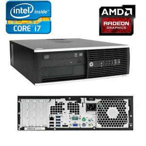 HP 8200 SFF  i7-2600 / 8GB/ 250GB/ AMD 5450 1GB