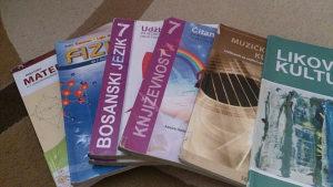 Knjige za 7 razred