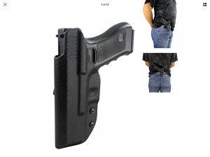 Futrola pistolj Glock IWB Kydex