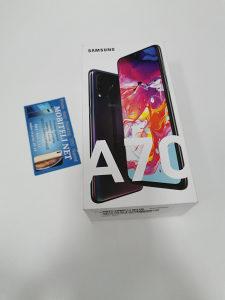 Galaxy A70 128GB  Novo   Garancija