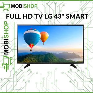 LG 43'' SMART TV FULL HD 100Hz - AKCIJA