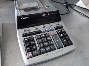 Kalkulator sa trakom