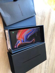 Samsung galaxy NOTE 9 DUOS 128 GB
