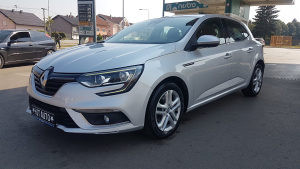RENAULT MEGANE 1.5 DCI NOVI MODEL 2016 NAVI LED