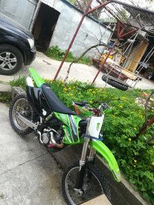 Kawasaki kx250f cross