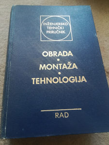 Knjige za mašinski fakultet