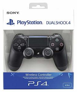 PS4 Dualshock Controller v2 Black kontroler dzojstik