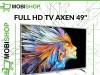 AXEN 49'' FULL HD TV 1080P DLED / NOVO /