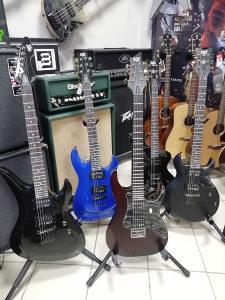SGR by Schecter električne gitare PROMO cijene