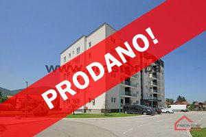 PROSTOR prodaje: Dvosoban stan, Vrtovi Riverine, Ilidža