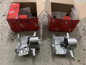 Mazda kociona klijesta cilindri