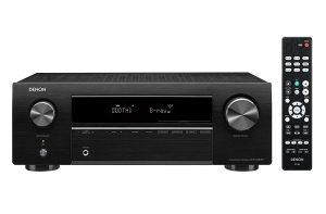 RISIVER: DENON AVR-X250BT BLACK