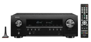 RISIVER: DENON AVR-S650H BLACK
