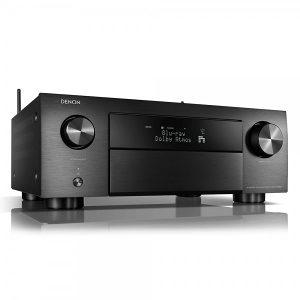 RISIVER: DENON AVR-X4500H BLACK