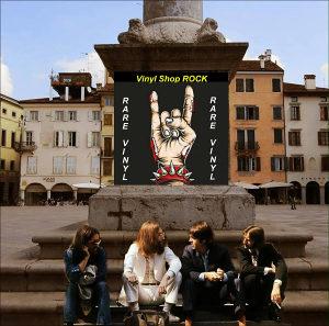 VINYL SHOP ROCK - RARE VINYLI (Vol.1)