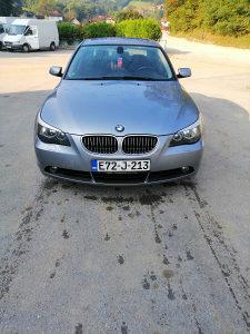 BMW 5 e60 525 d 2.5 Dizel automatik PERFEKTAN