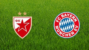 4 KARTE[istok ili zapad] Crvena Zvezda - Bayern