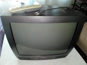 TV-TELEVIZOR U BOJI PHILIPS-FILIPS, EKRAN 51 cm, CRT