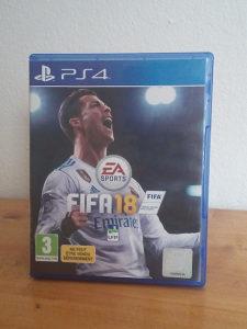 Fifa 18, Fifa 17, PES 16, Fifa 15 (PS4)