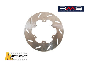 Disk prednji PIAGGIO 50 125 200 ccm