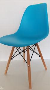 Stolica DC021 plava