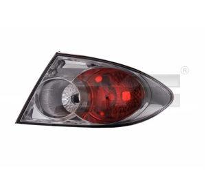 Mazda 6 zadnja svjetla stop maglenke