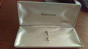 Futrola - kutija naliv pero waterman