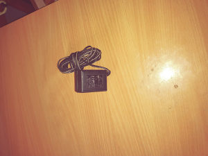 Ac/dc adapter 7.5 v