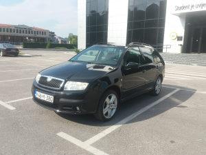 Škoda fabia 1.9 tdi 74kw/101 ks