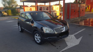 Nissan qahqai 2.0, 2009 god.,registrovan