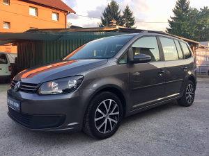 TOURAN VW 1,6CR 77kW 2013 NAVI