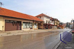 LOCUS prodaje: Kuća i poslovni prostor u centru, Visoko
